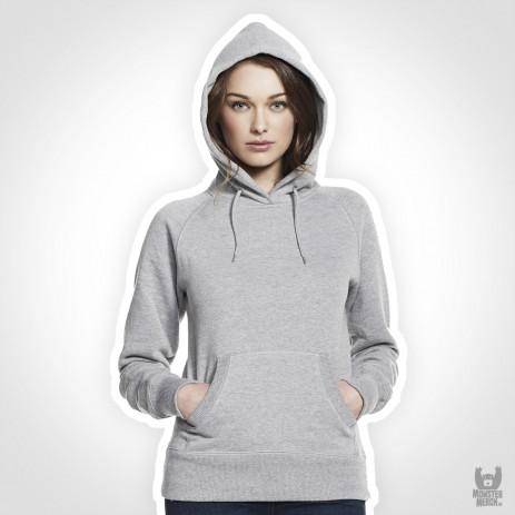 Continental Clothing Women´s Hooded Sweatshirt