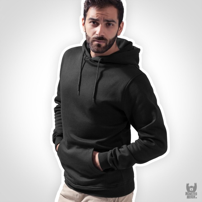 Build Your Brand Heavy Hoody Lässiger Band Hoody mit Style