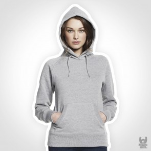 Continental Clothing Women´s Hooded Sweatshirt