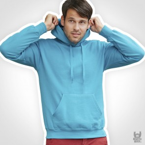 Fruit of the Loom Band Hooded Sweat