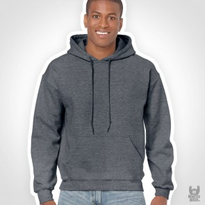 Gildan Heavy Blend Adult Band Hooded Sweatshirt